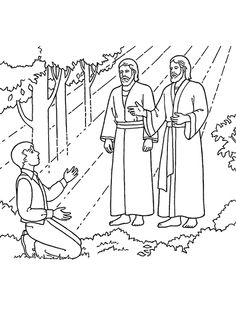 First Vision Clipart.