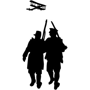 First world war clipart.