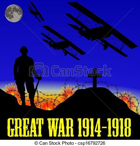 First world war Stock Illustrations. 197 First world war clip art.