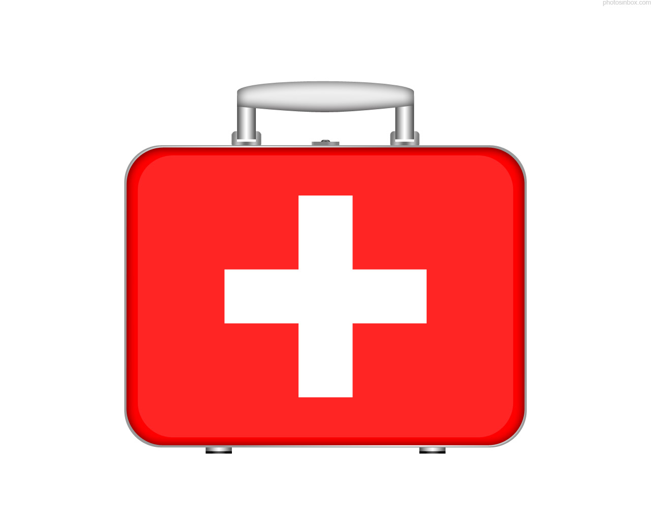 Free First Aid Clipart Image.