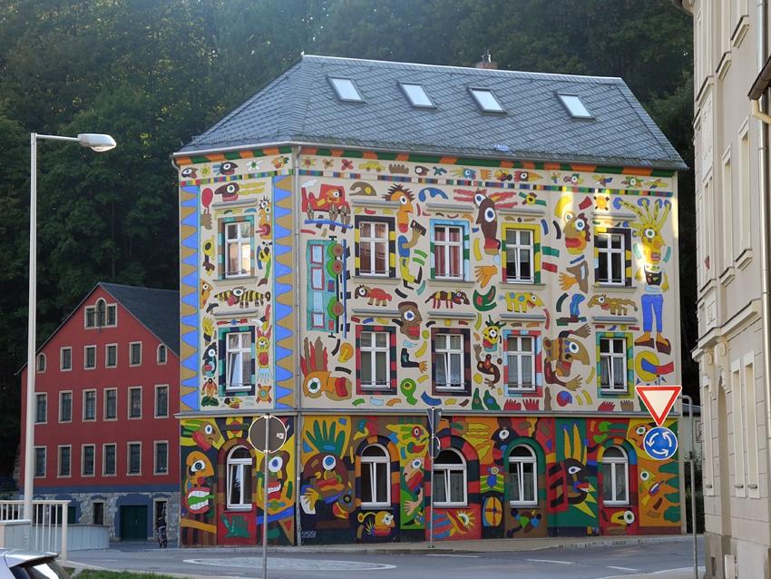 Ferienhaus Hertigswalde Sächsische Schweiz Ferienwohnung.