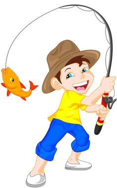 Fishing clipart on clip art fish and fishing.