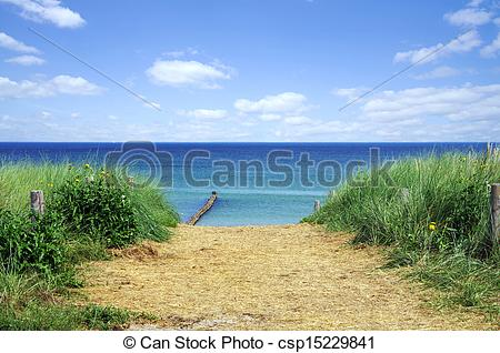 Stock Photo of Ostsee.