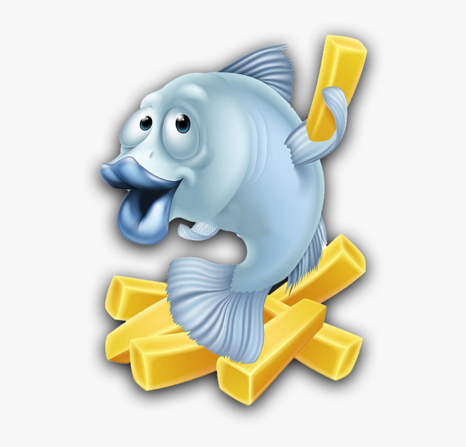 Fish Clipart Chip.