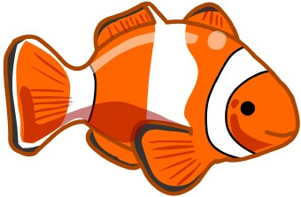 Fish images clipart.