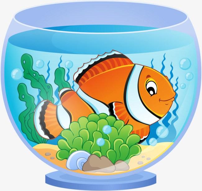 Fish aquarium clipart 7 » Clipart Portal.