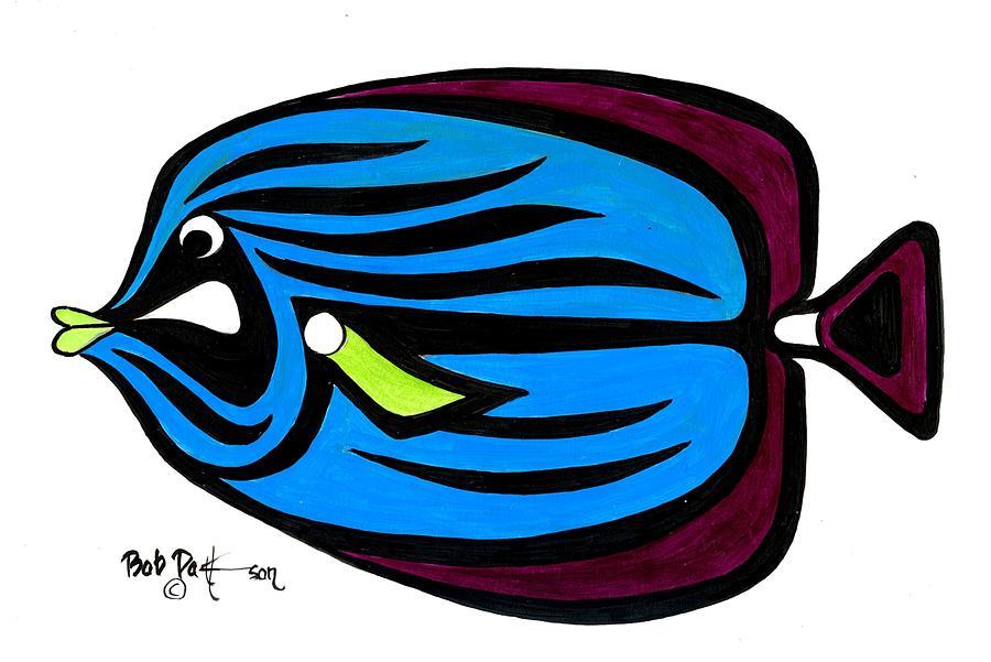 Tropical Fish Art.