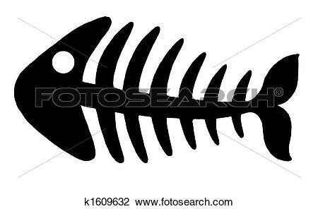 Fish bone Illustrations and Clipart. 329 fish bone royalty free.
