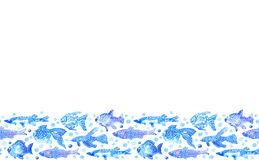 Border Fish Stock Illustrations.