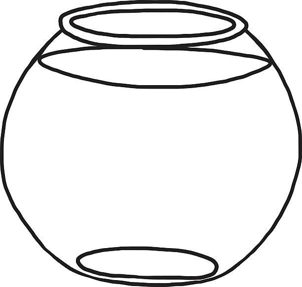 Best Empty Fishbowl Illustrations, Royalty.