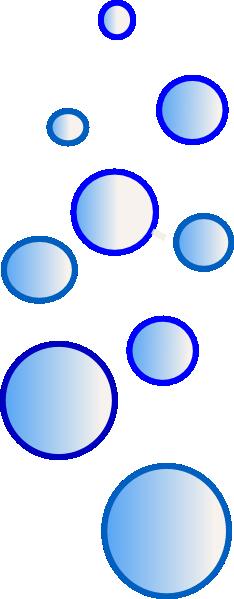 Bubbles Blue Suds 2 Clip Art at Clker.com.