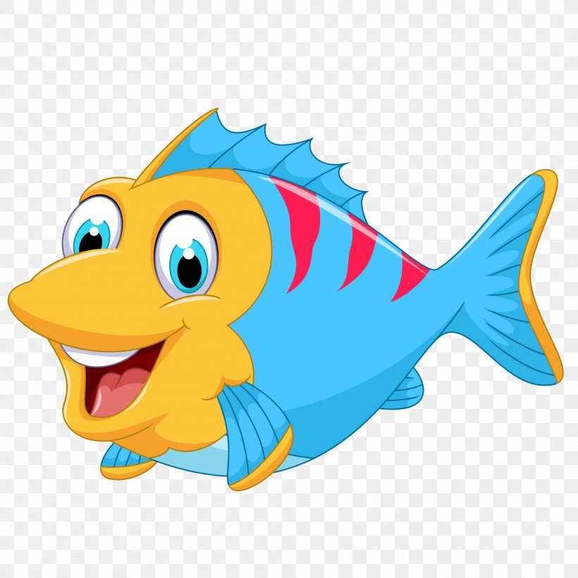 Fish Cartoon Clip Art, PNG, 2083x2083px, Fish, Animation.
