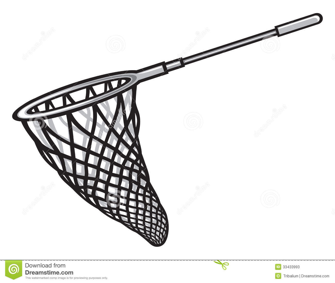 Fishing Net Clipart.