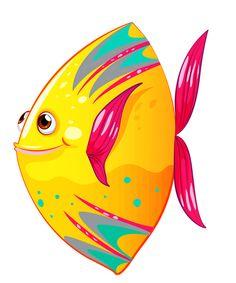 CLIPART HAPPY FISH.