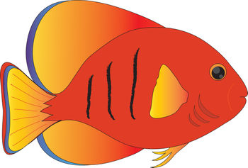 Fish Clip Art For Kids.