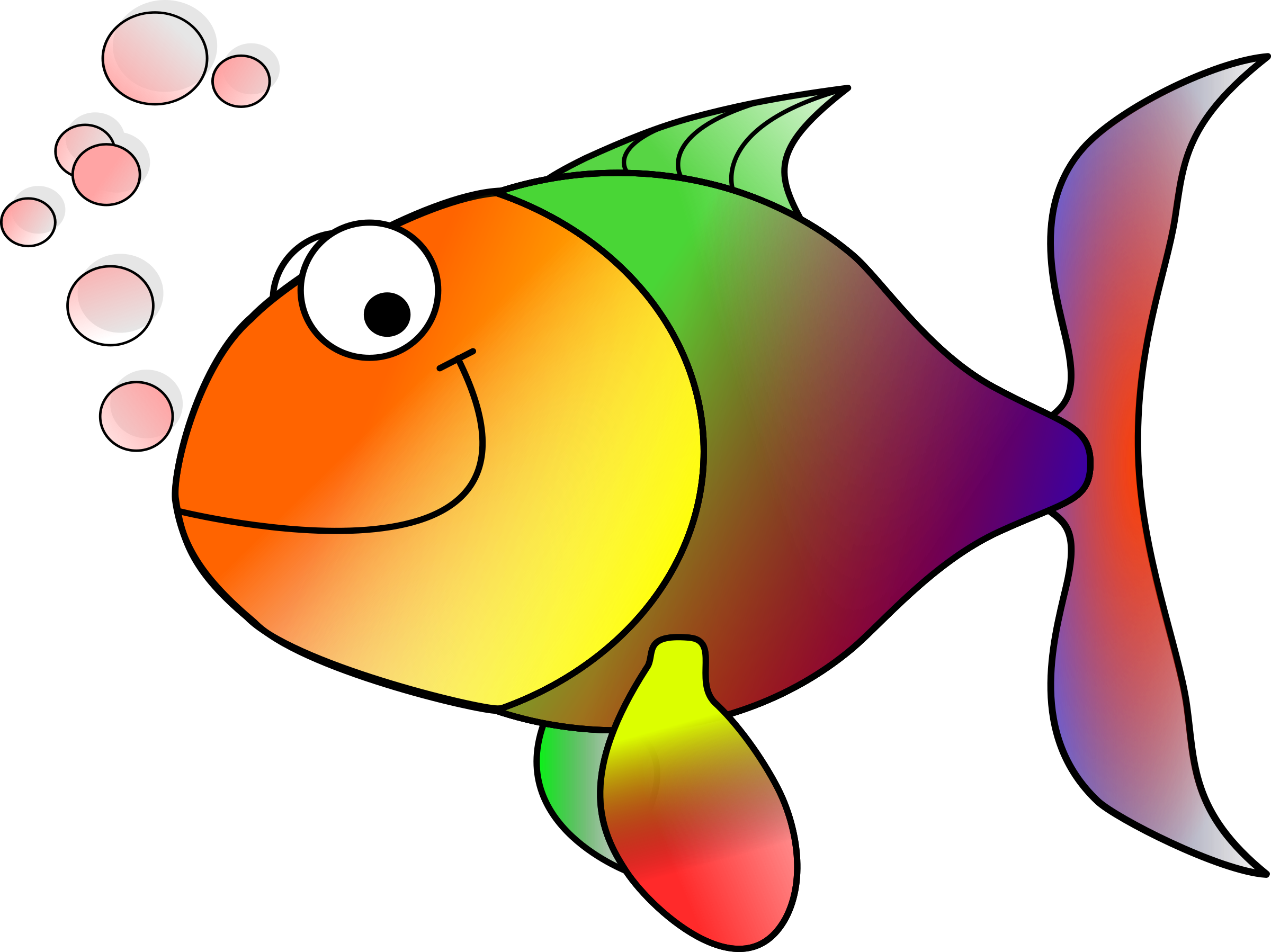 Library of solid color fish svg library stock png files.