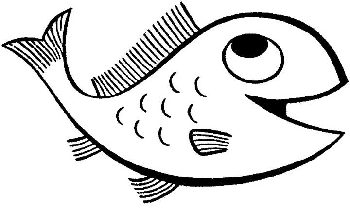 Fish Coloring Pages For Kids at GetDrawings.com.
