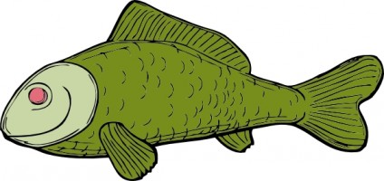 Cartoon fish clip art free vector for free download about 4.