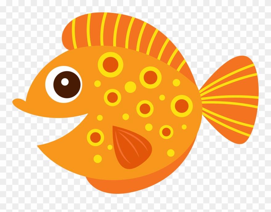 Fish Clipart Transparent Background.