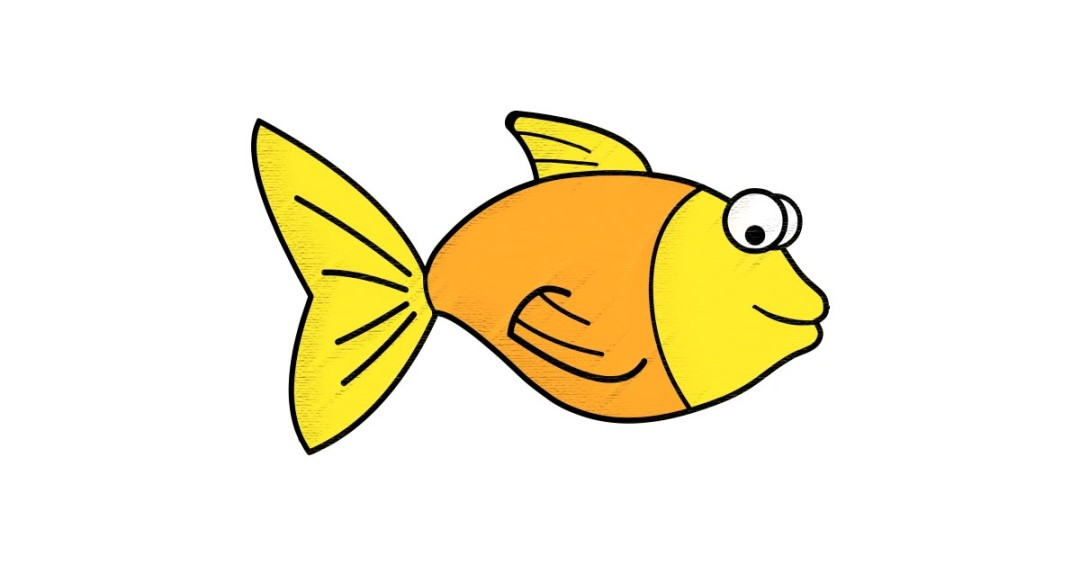 Fish Clipart Vector and PNG.