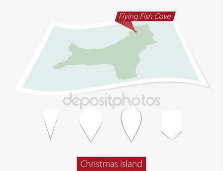 Flying fish cove Stock Vectors, Royalty Free Flying fish cove.