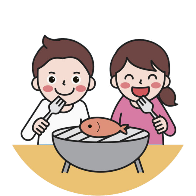 Eating A Child Fish Clipart Gladly Image And Transparent Png.