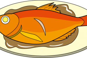 Fish to eat clipart 3 » Clipart Station.