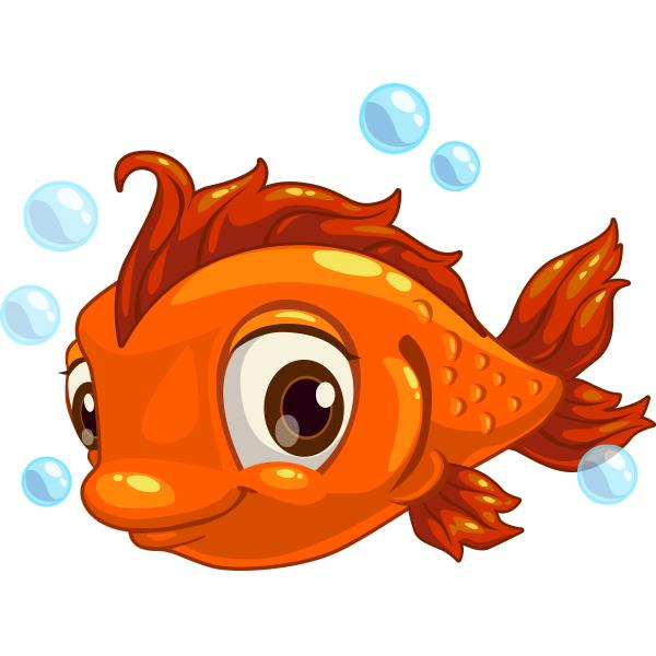 Adorable Fish.
