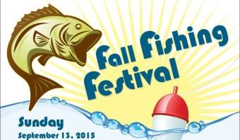 Fall Fishing Festival.