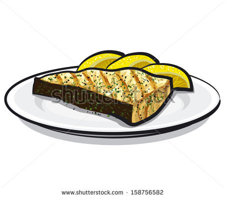 White Fish Fillet Stock Vectors, Images & Vector Art.