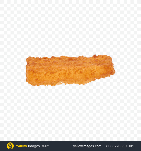 Download Fried Fish Fillet Transparent PNG on Yellow Images 360°.