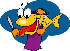 Fish Fry Clip Art.