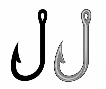 Fishing hook.