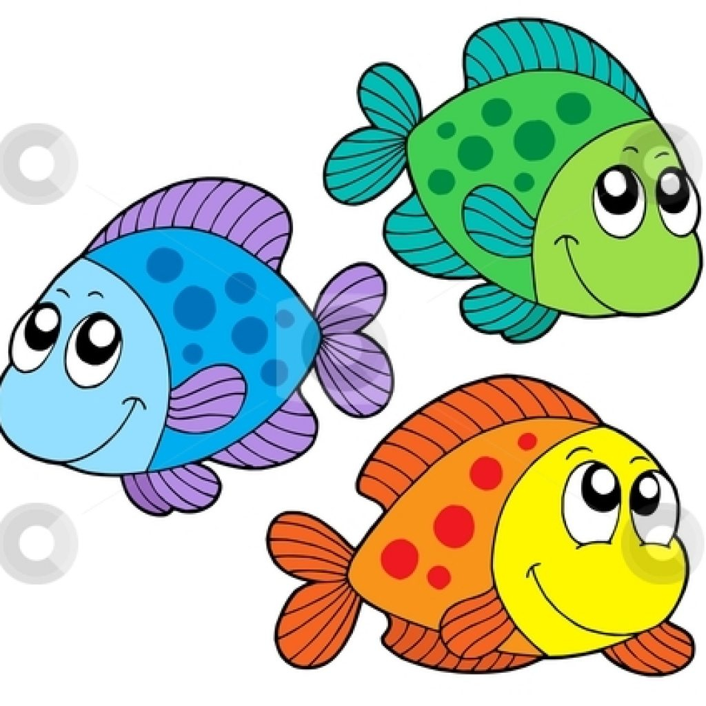 Fish Clipart for print.