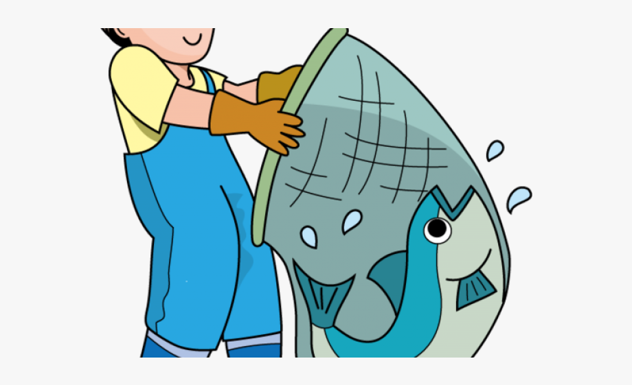 Fish Net Clipart Water.
