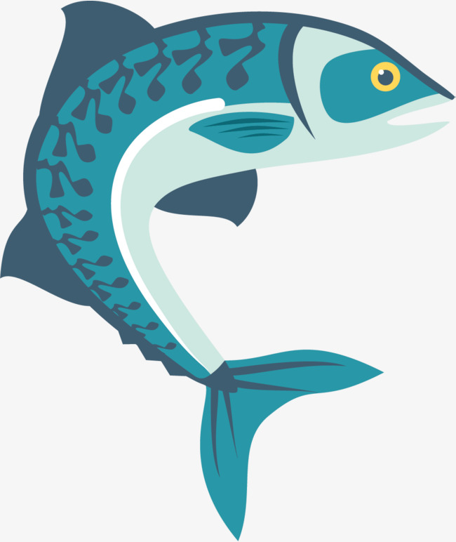 Big Fish Jump, Fish Vector, Fish Clipart #397945.