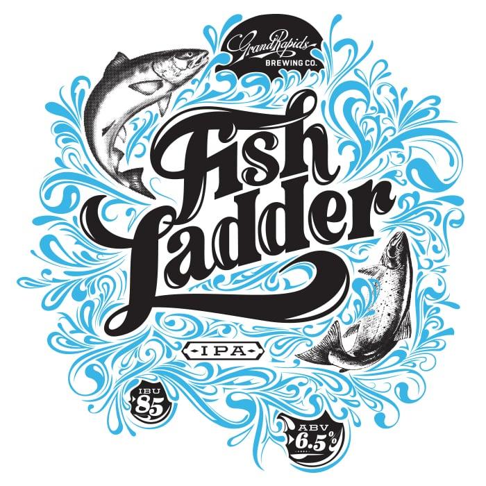 Fish Ladder — KYLE DEGROFF.