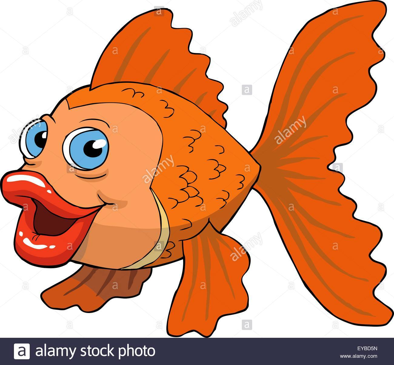 Fish lips clipart 6 » Clipart Portal.