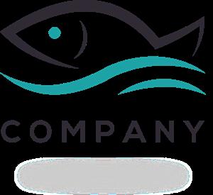 Fish Logo Vectors Free Download.