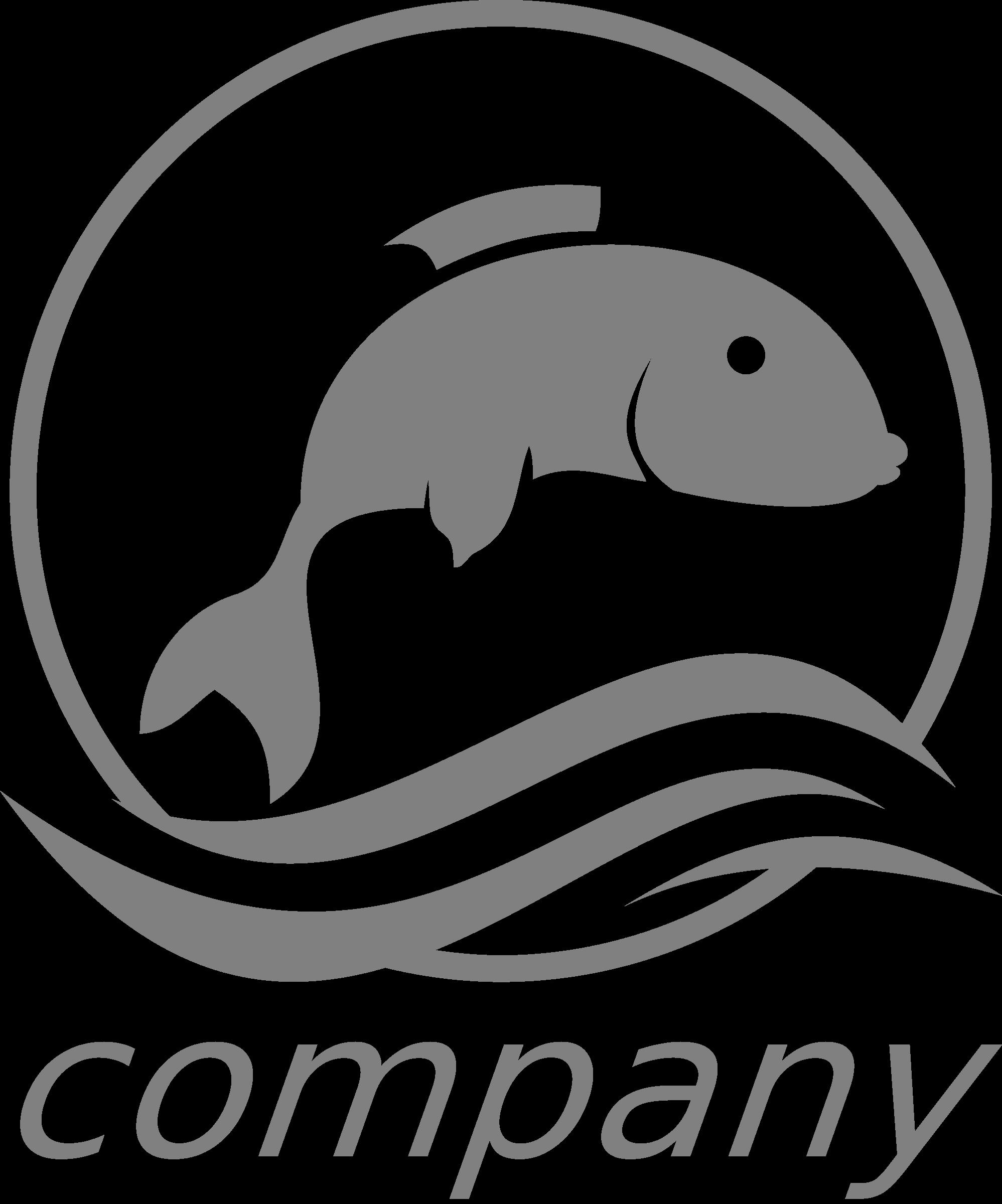 Fish Logo Png (+).