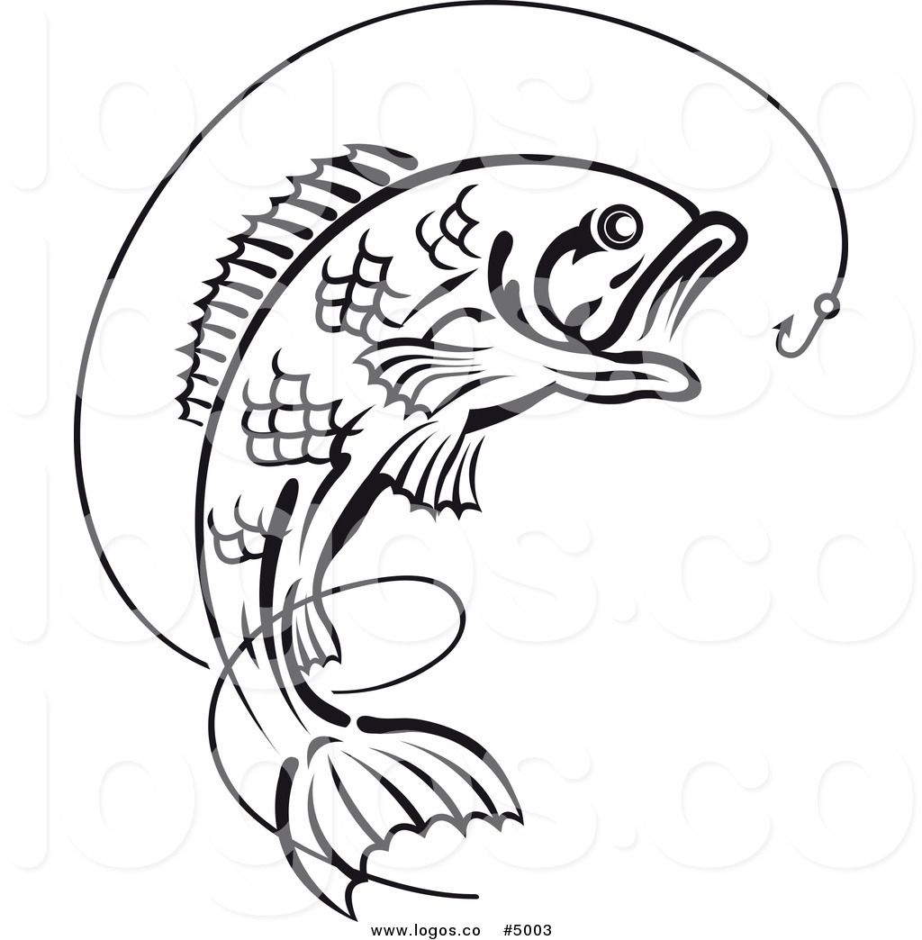 White Fish Logo.
