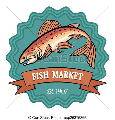 Fish market Clipart Vector Graphics. 2,913 Fish market EPS clip.