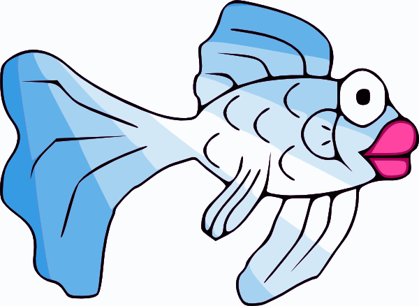 Fish mouth clipart.