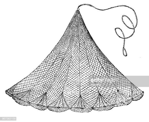 60 Top Fishing Net Stock Illustrations, Clip art, Cartoons, & Icons.