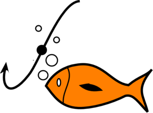 Fishing Line Clipart.
