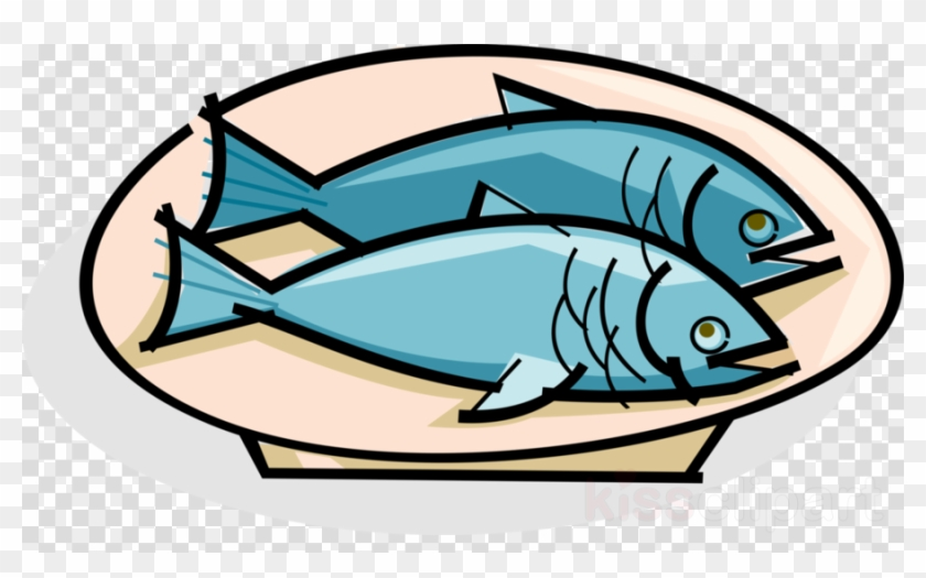 Download Fish On A Plate Clipart Fish Clip Art Fish.