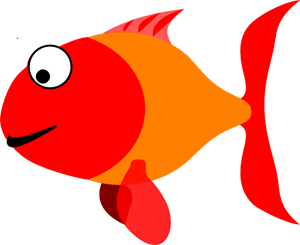 Happy Fish PNG, SVG Clip art for Web.