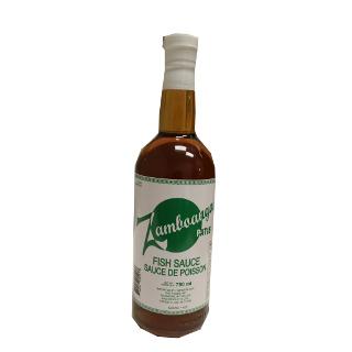 Zamboanga Patis Fish Sauce.