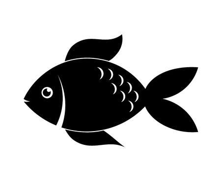 46,096 Fish Silhouette Stock Vector Illustration And Royalty Free.
