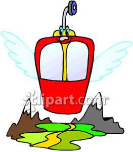 Ski Lift Or Gondola.